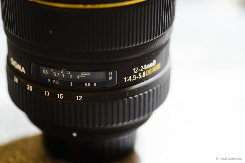 シグマ 12-24mm F4.5-5.6 EX DG  ASPHERICALを購入。ファインダーの先の世界観が広がりました。