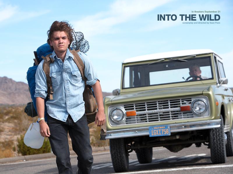 【考察】映画「イントゥ・ザ・ワイルド」の原作の「荒野へ」を読んでみた。
