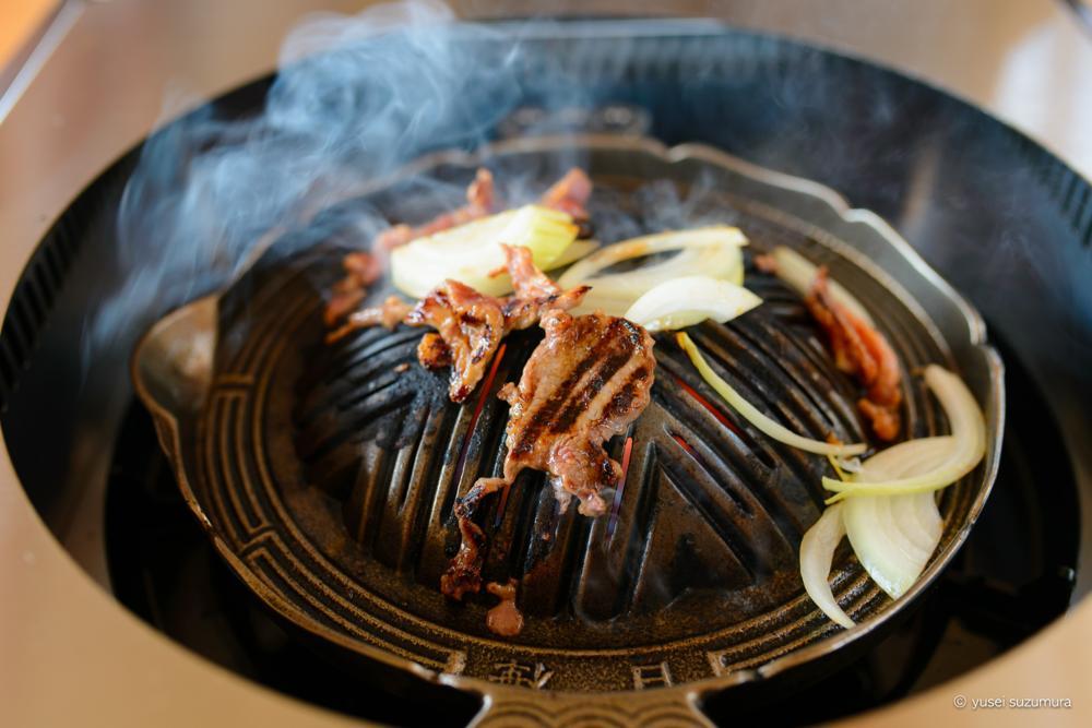 ジンギスカン 焼き肉