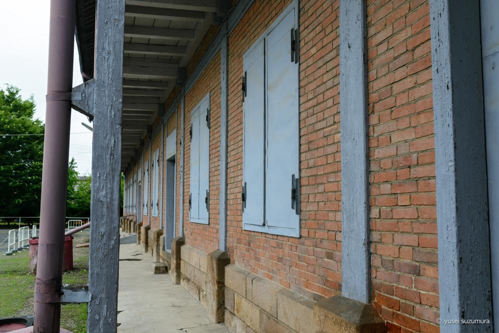 富岡製糸場 壁2