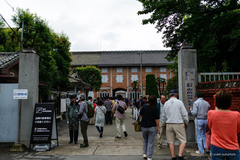 祝・世界遺産!最近話題な富岡製糸場に行ってきました。