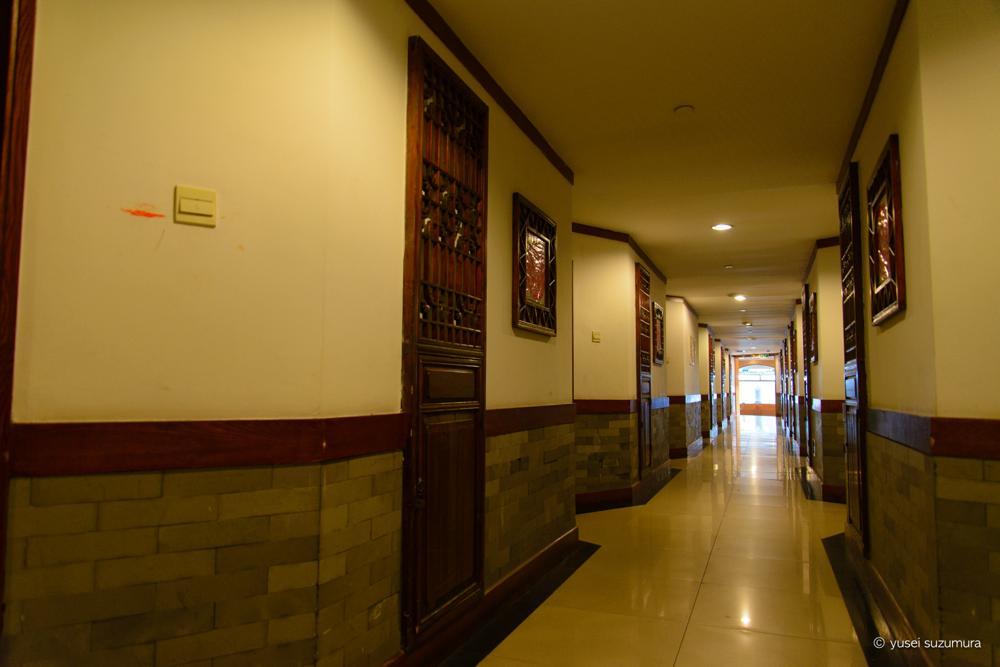 北京遠東飯店 廊下