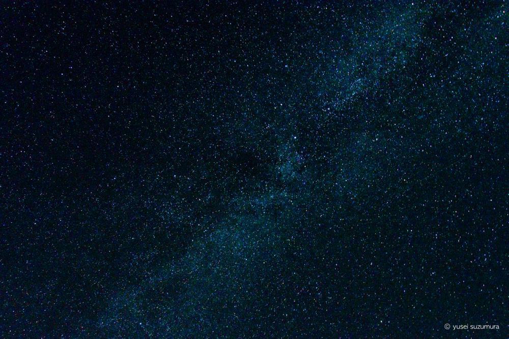星空 モンゴル
