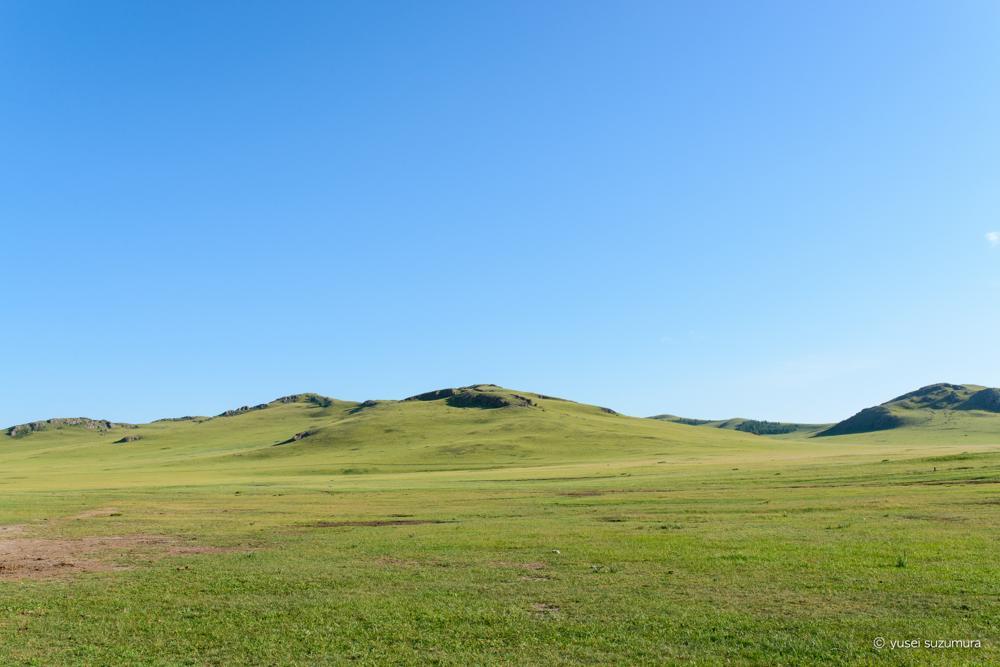 モンゴル 大自然