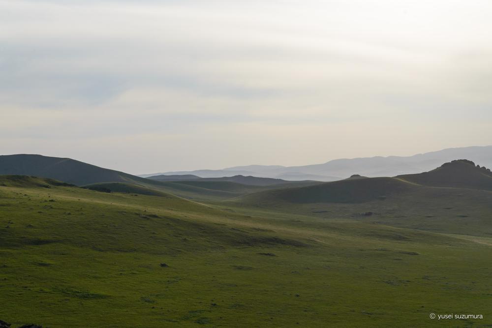 モンゴル 風景