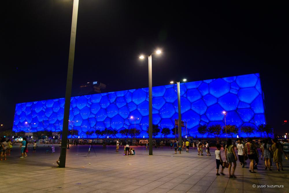 水泳場 北京