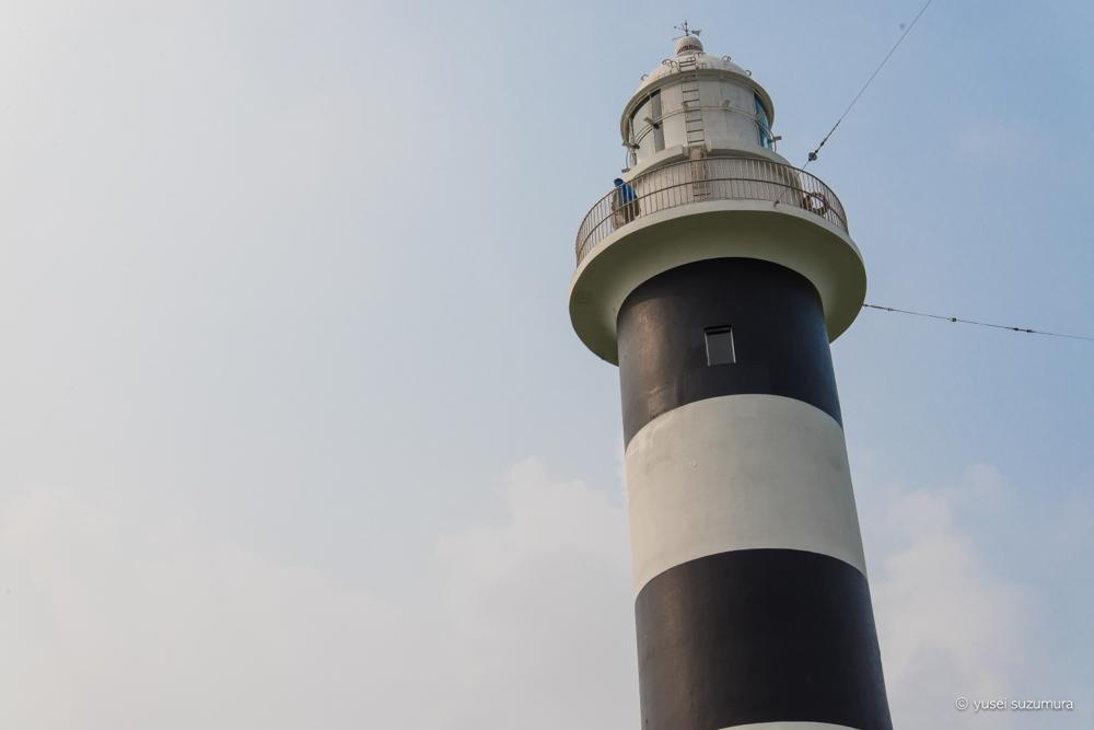 入道崎の灯台