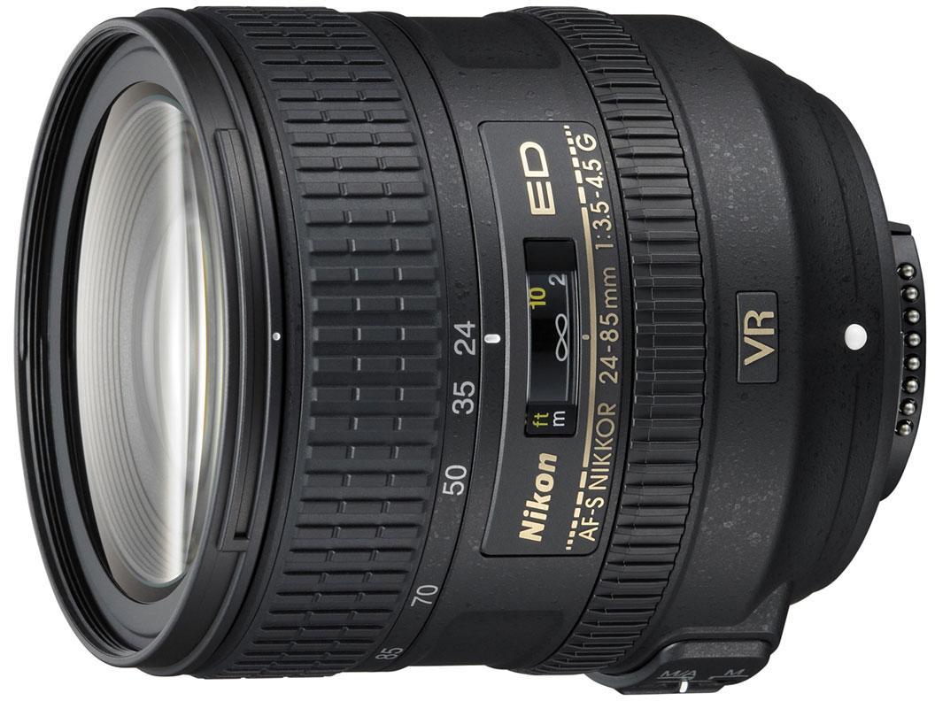 24-85mm ED VR
