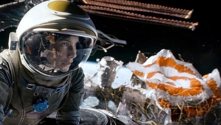 「ゼロ・グラヴィティ」は一年経って観ても素晴らしかった。