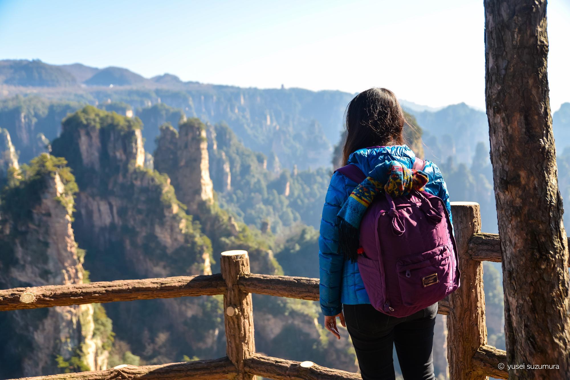 圧巻の絶景!世界遺産・武陵源はとにかく広大。