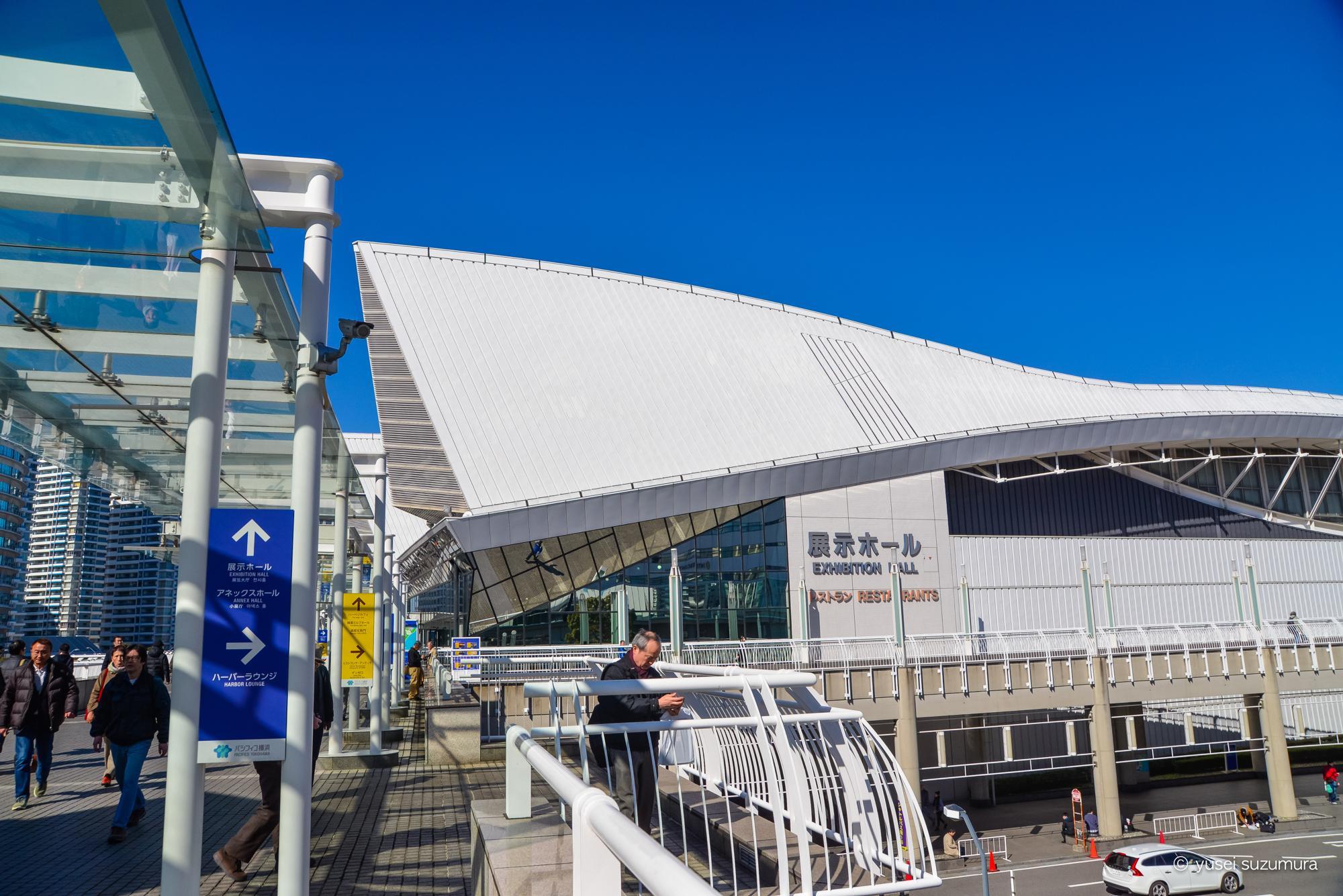 パシフィコ横浜 CP+2015