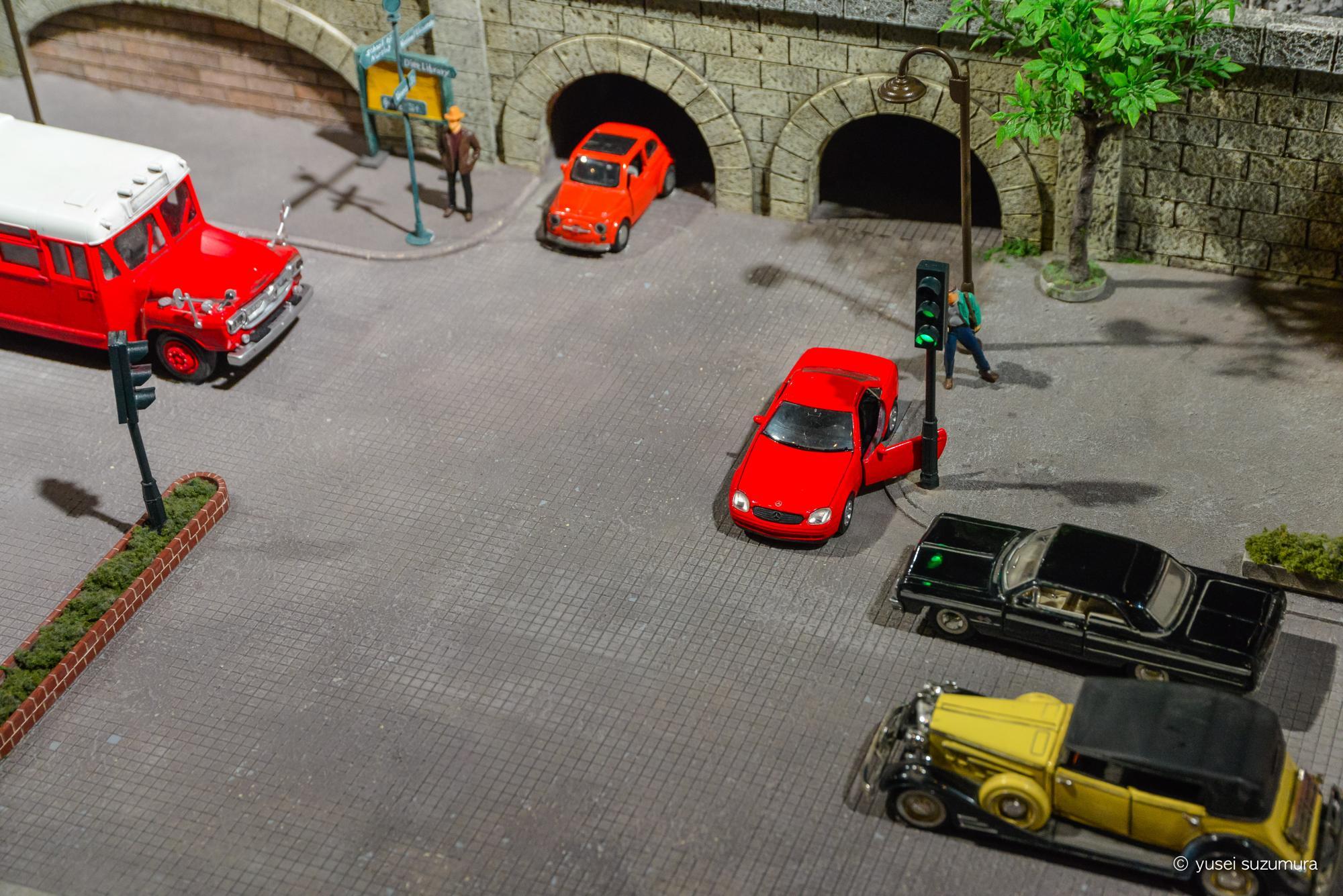 CP+ 鉄道模型撮影会 ジオラマ