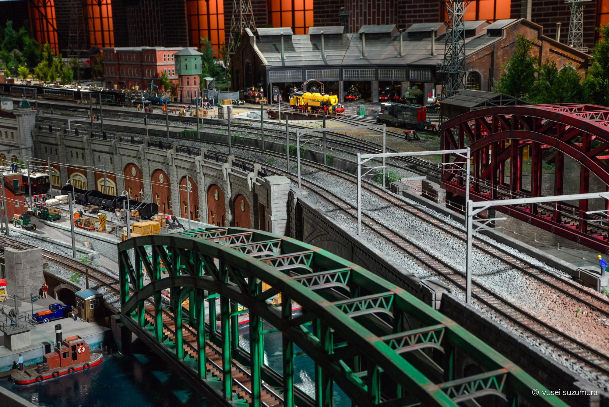 CP+ 鉄道模型撮影会 模型
