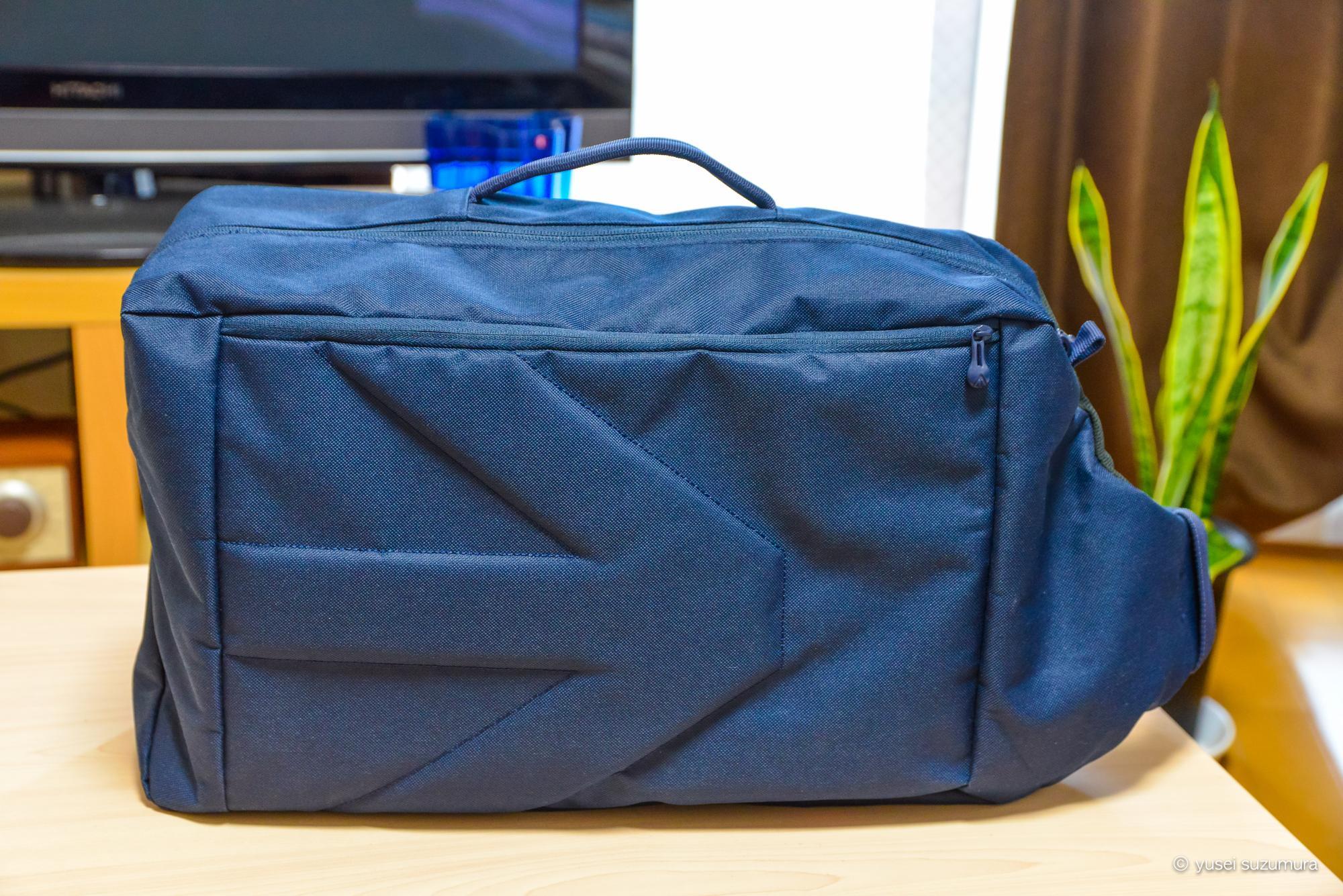 マンフロットのブリオ・スリングバッグ 30型レビュー。オシャレで使いやすい!