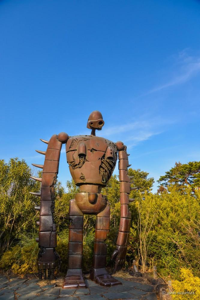 ロボット兵 ジブリ美術館の守り神
