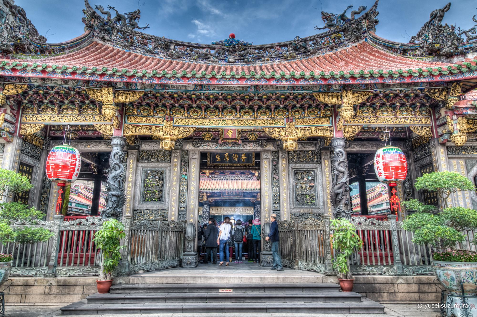 台北市内観光。故宮博物院から衛兵交代式まで満喫!