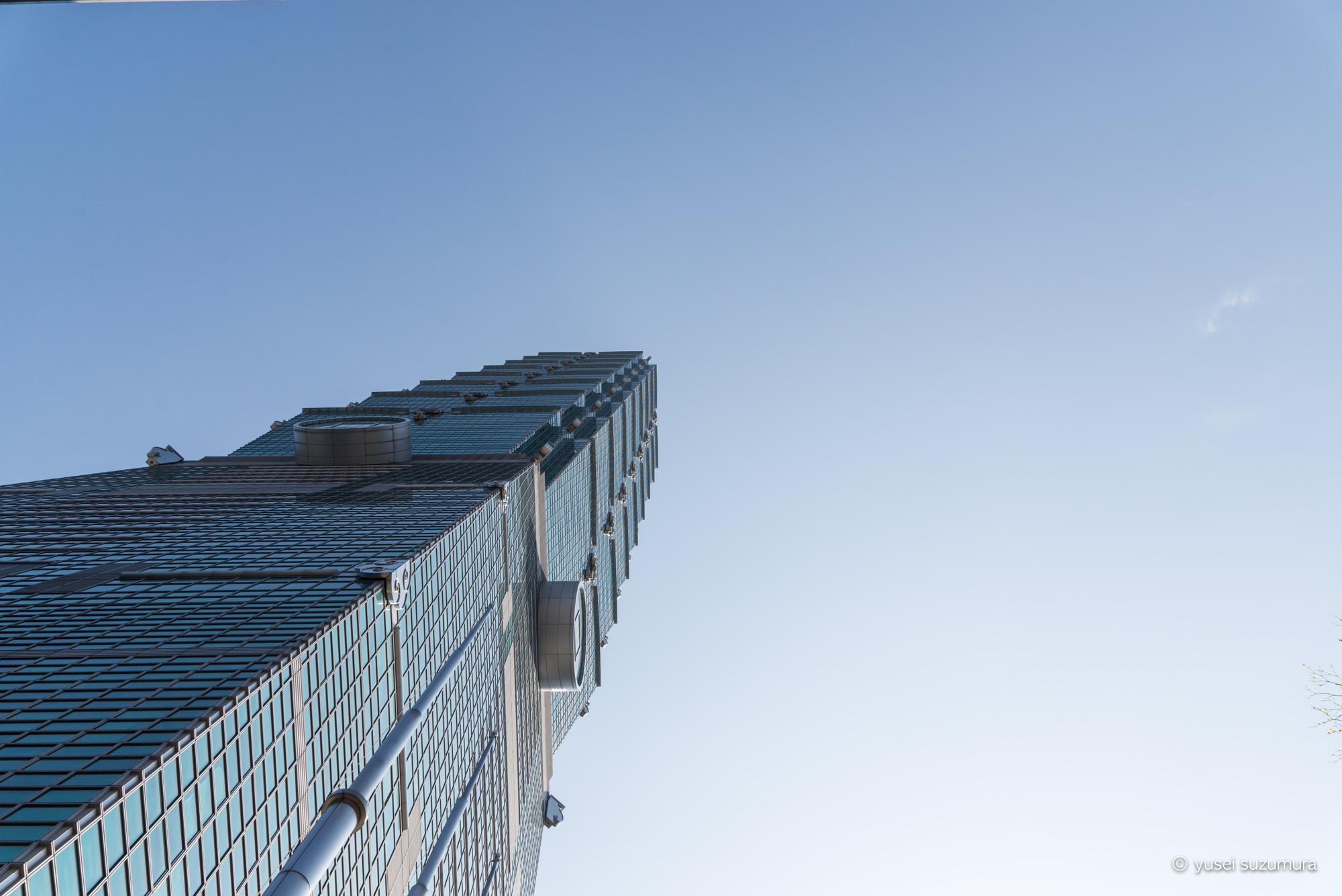 台北101 外観