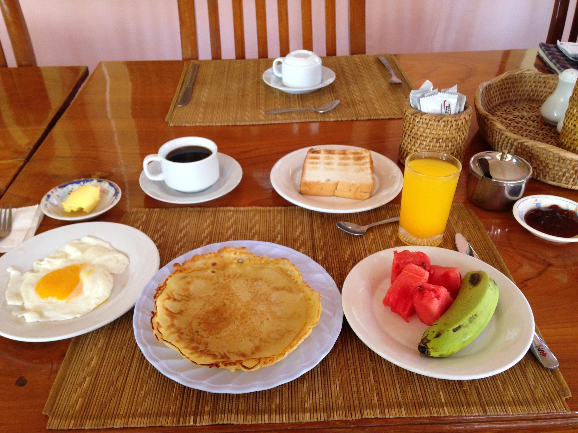 ジプシーイン 朝食