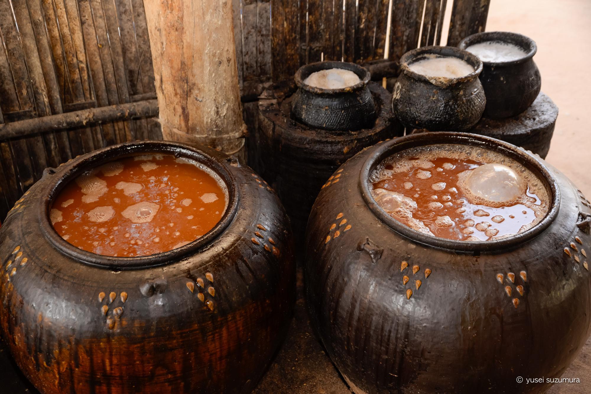 タンヤイン 酒 醸造