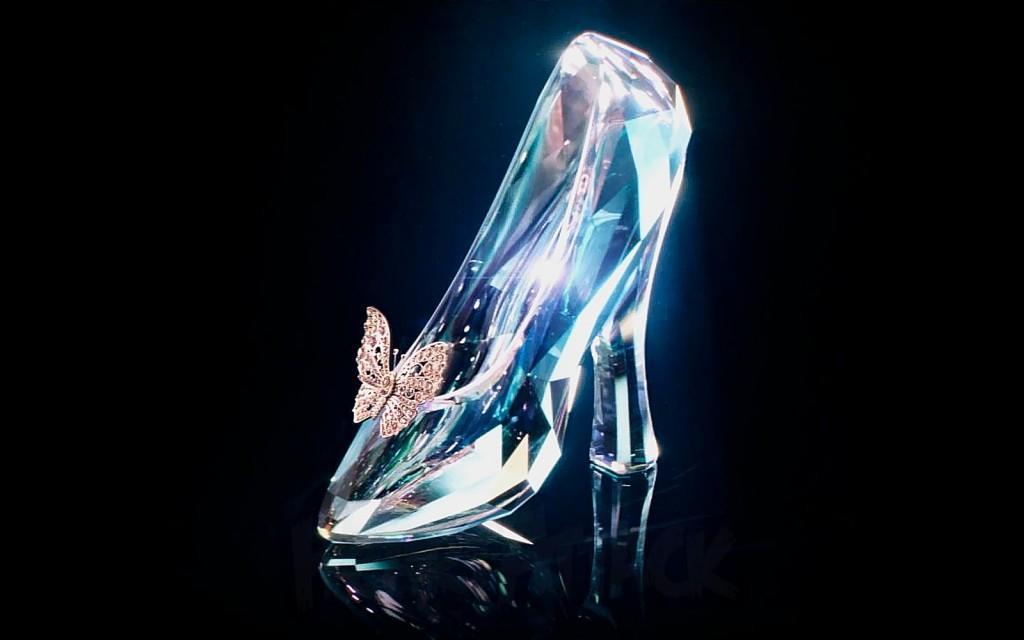 シンデレラ ガラスの靴