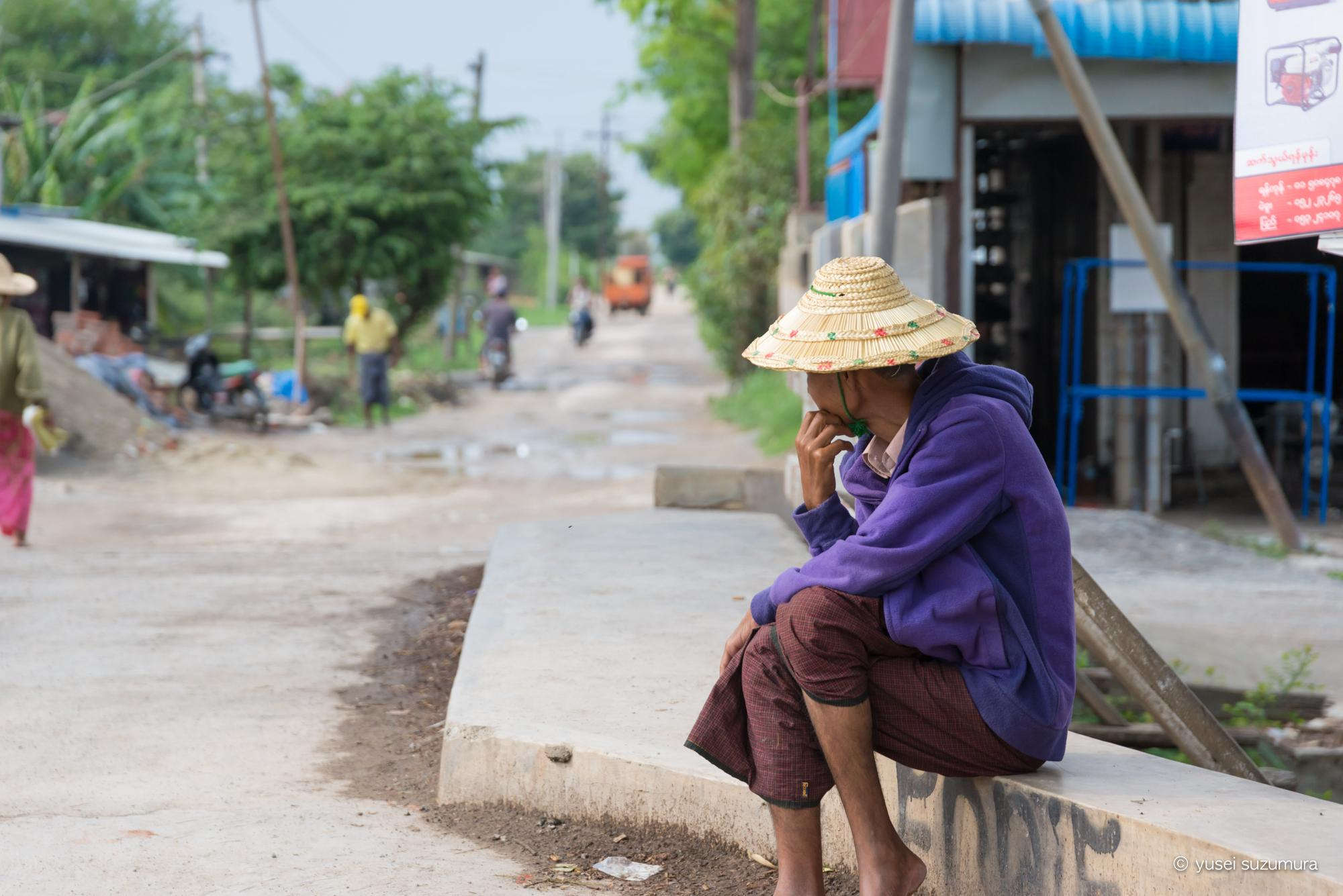 ミャンマー 人