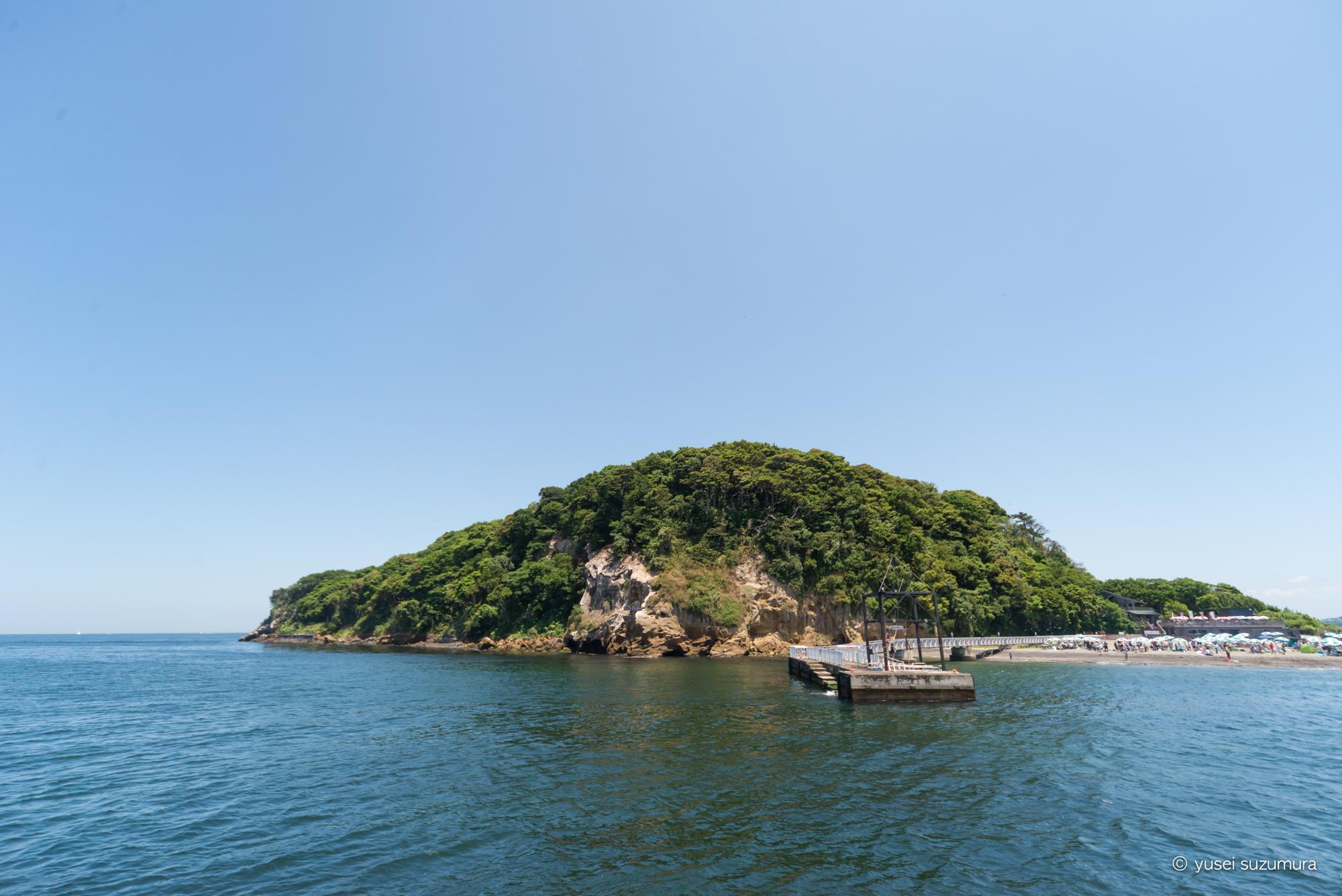 日帰りで無人島体験!?横須賀の猿島に行ってきた!