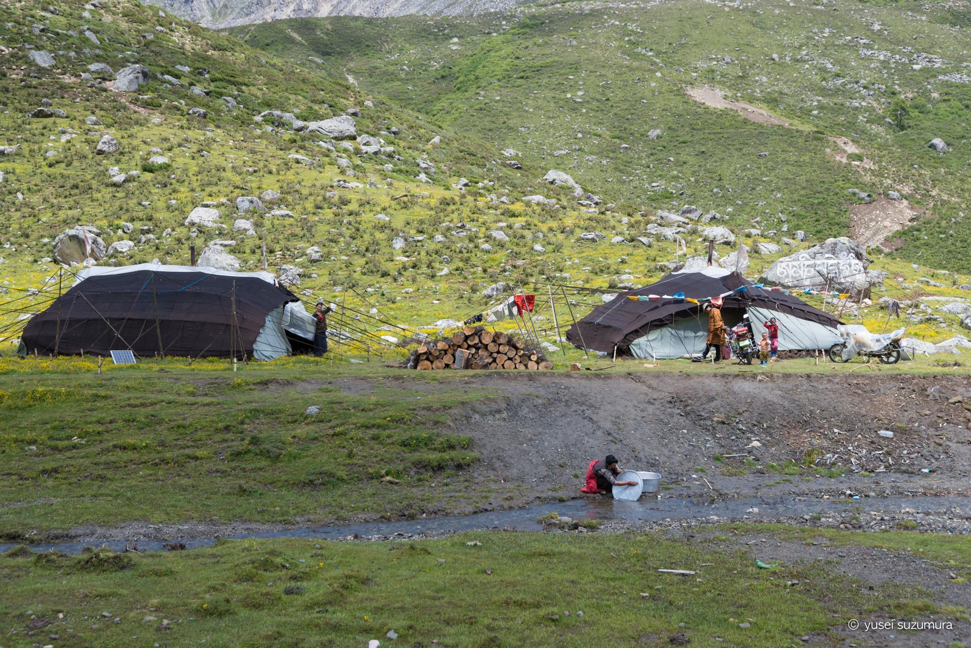 チベタン 生活