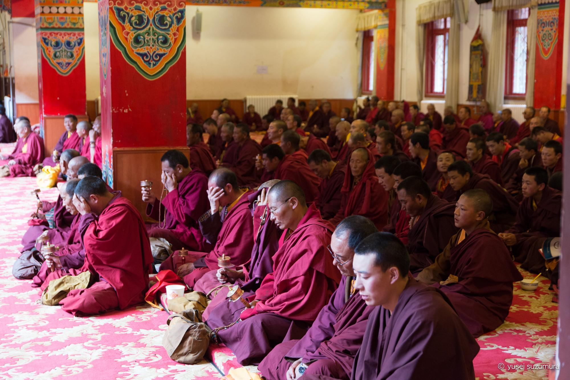 チベタン 読み合わせ 修行
