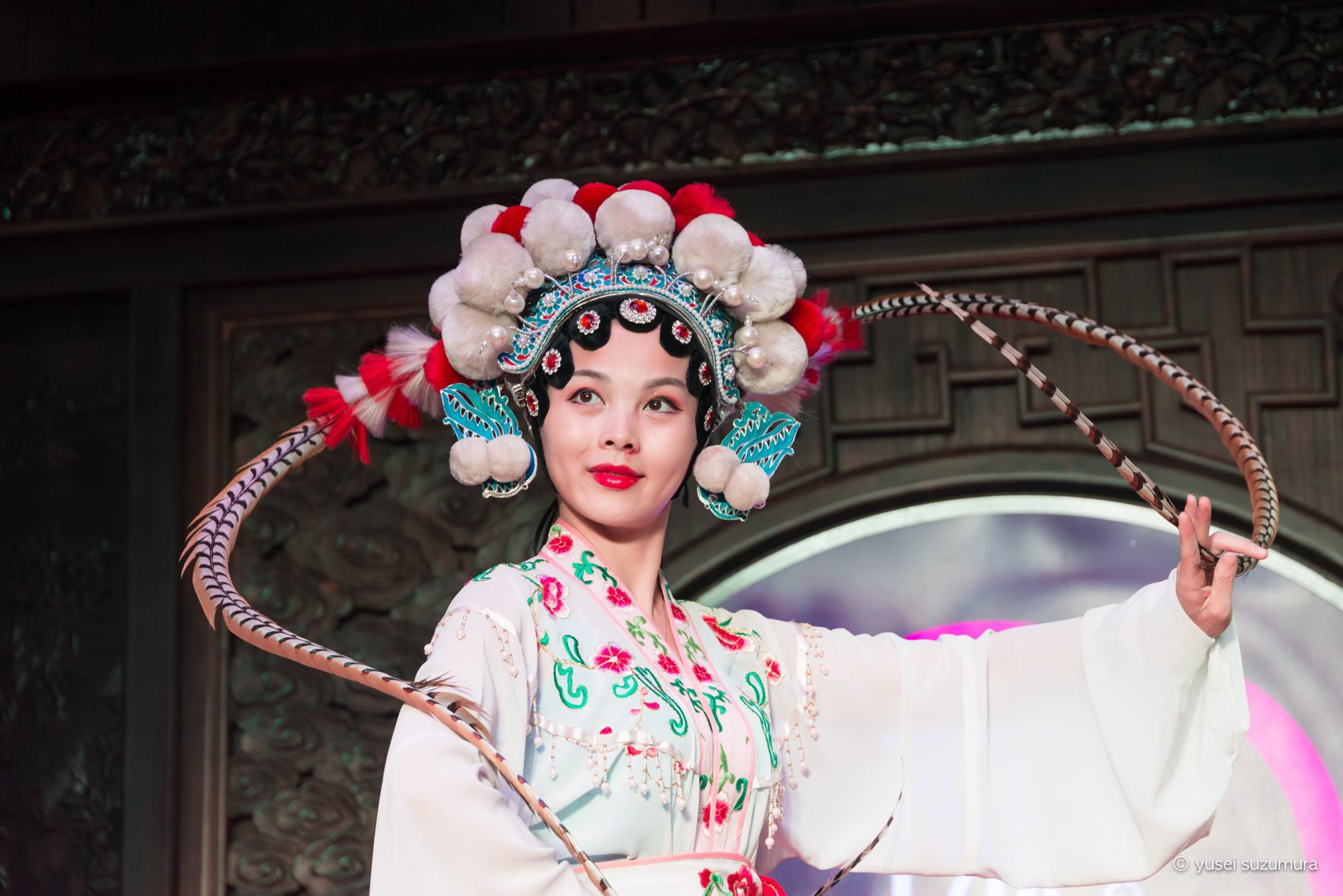 成都観光!川劇と火鍋でエキゾチックな中国を味わう。