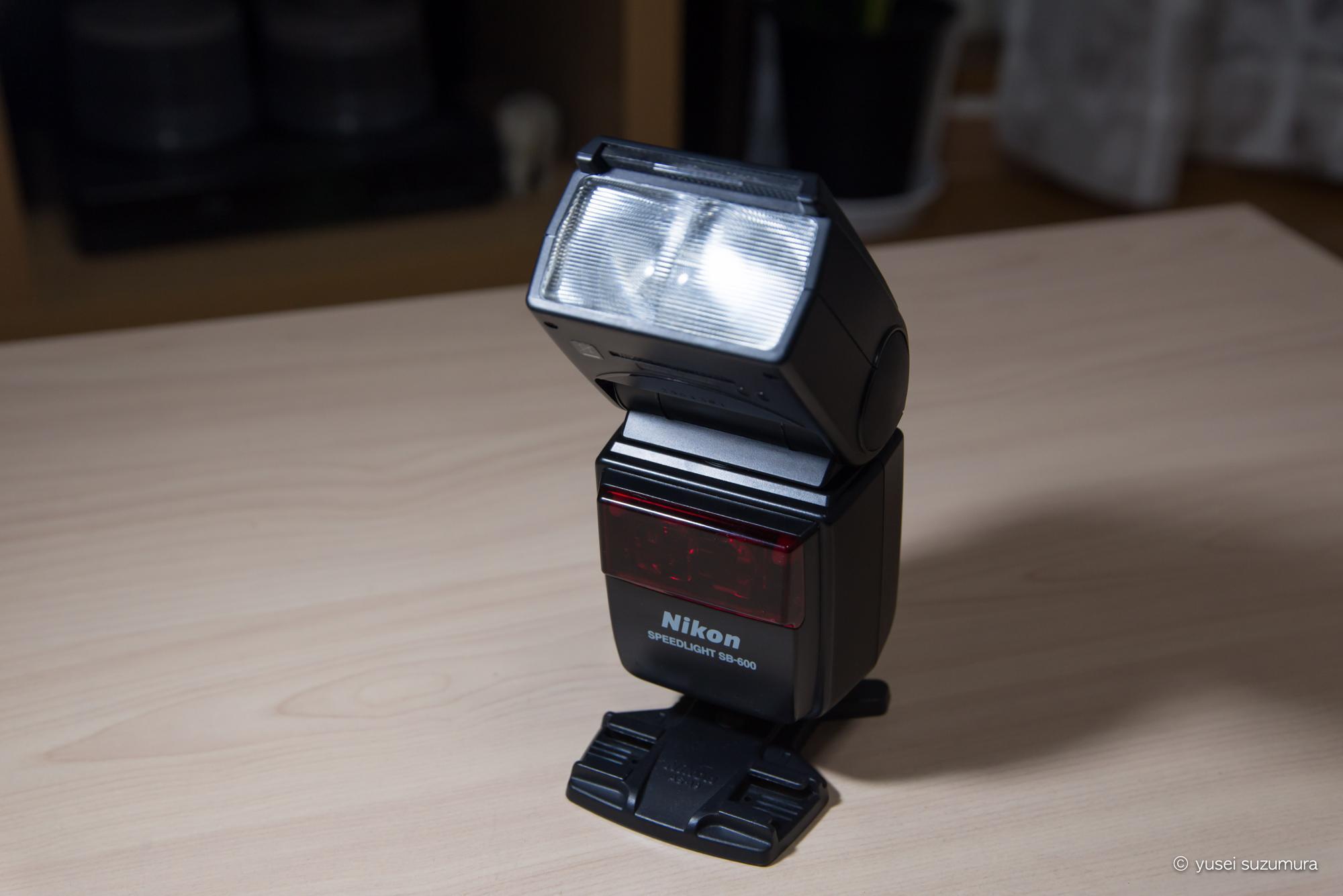 ニコン SB600