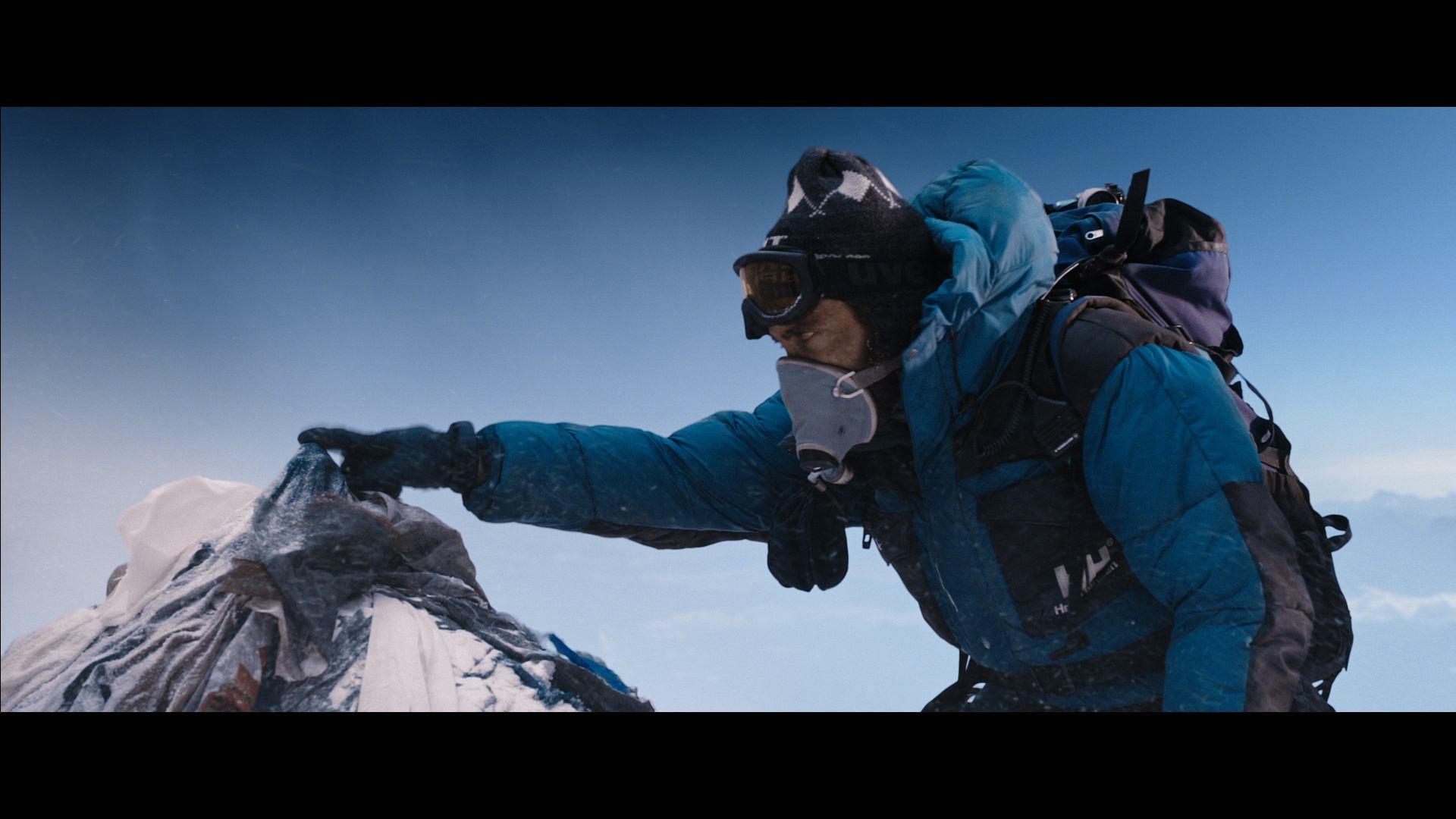エベレスト3D 登頂