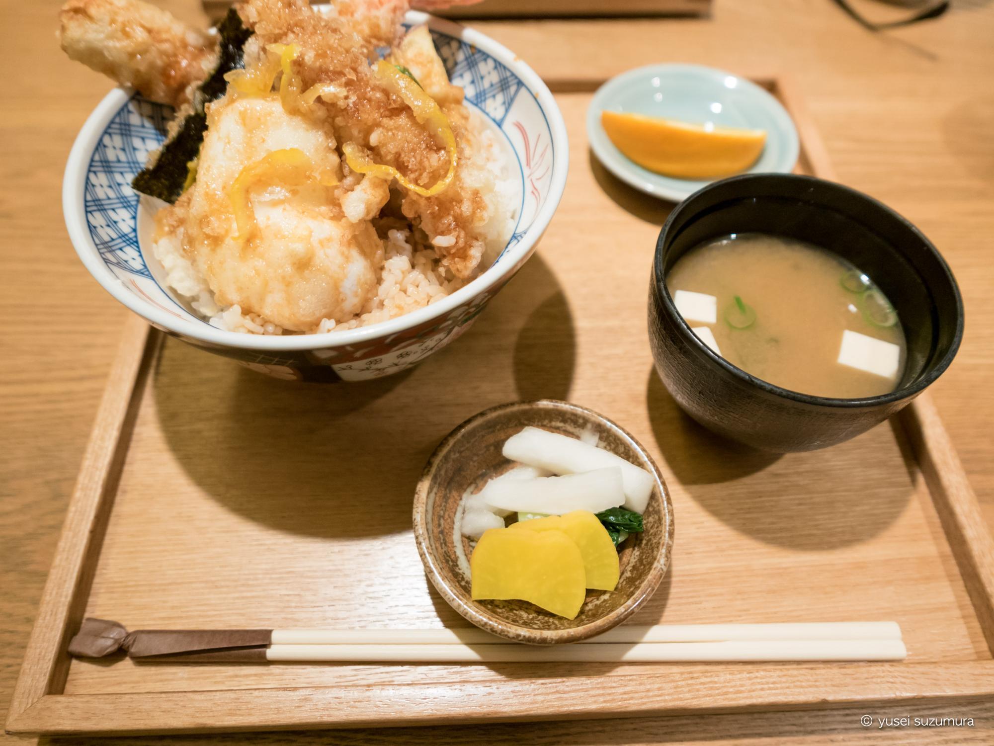 魚武 天丼