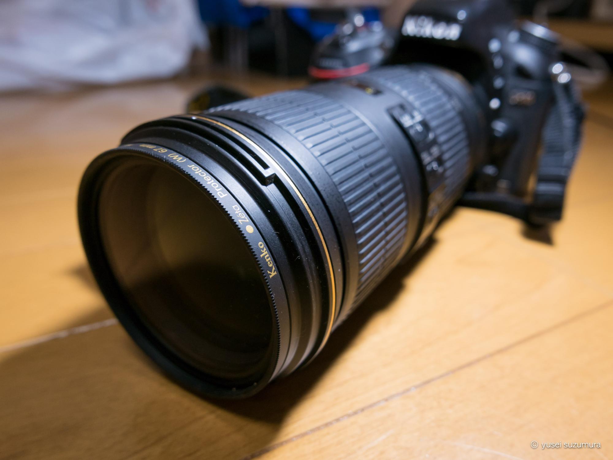 僕が大三元F2.8ではなくAF-S NIKKOR 70-200mm f/4G ED Vを購入した理由