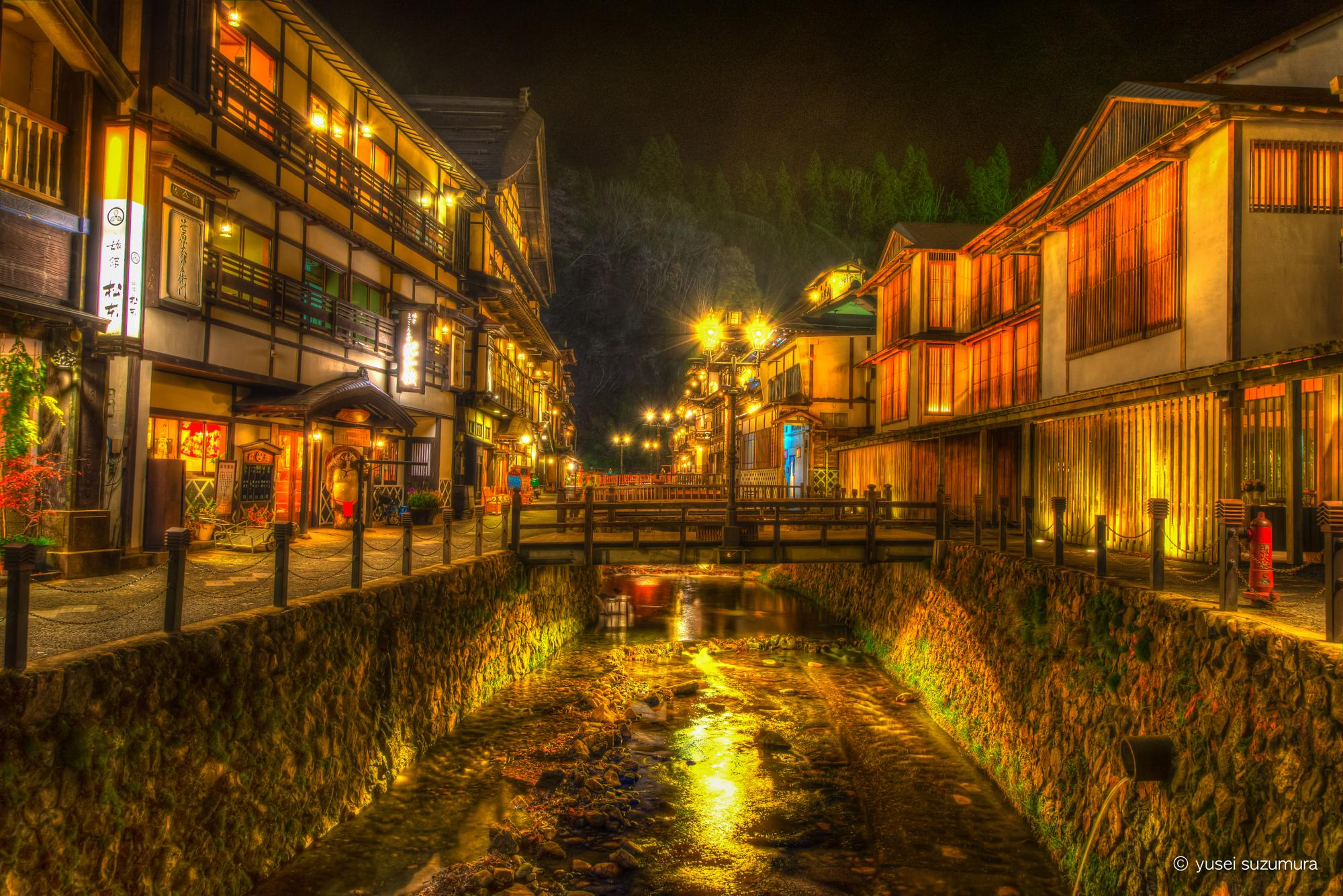 47都道府県制覇の旅。山寺と銀山温泉に行ってきた。