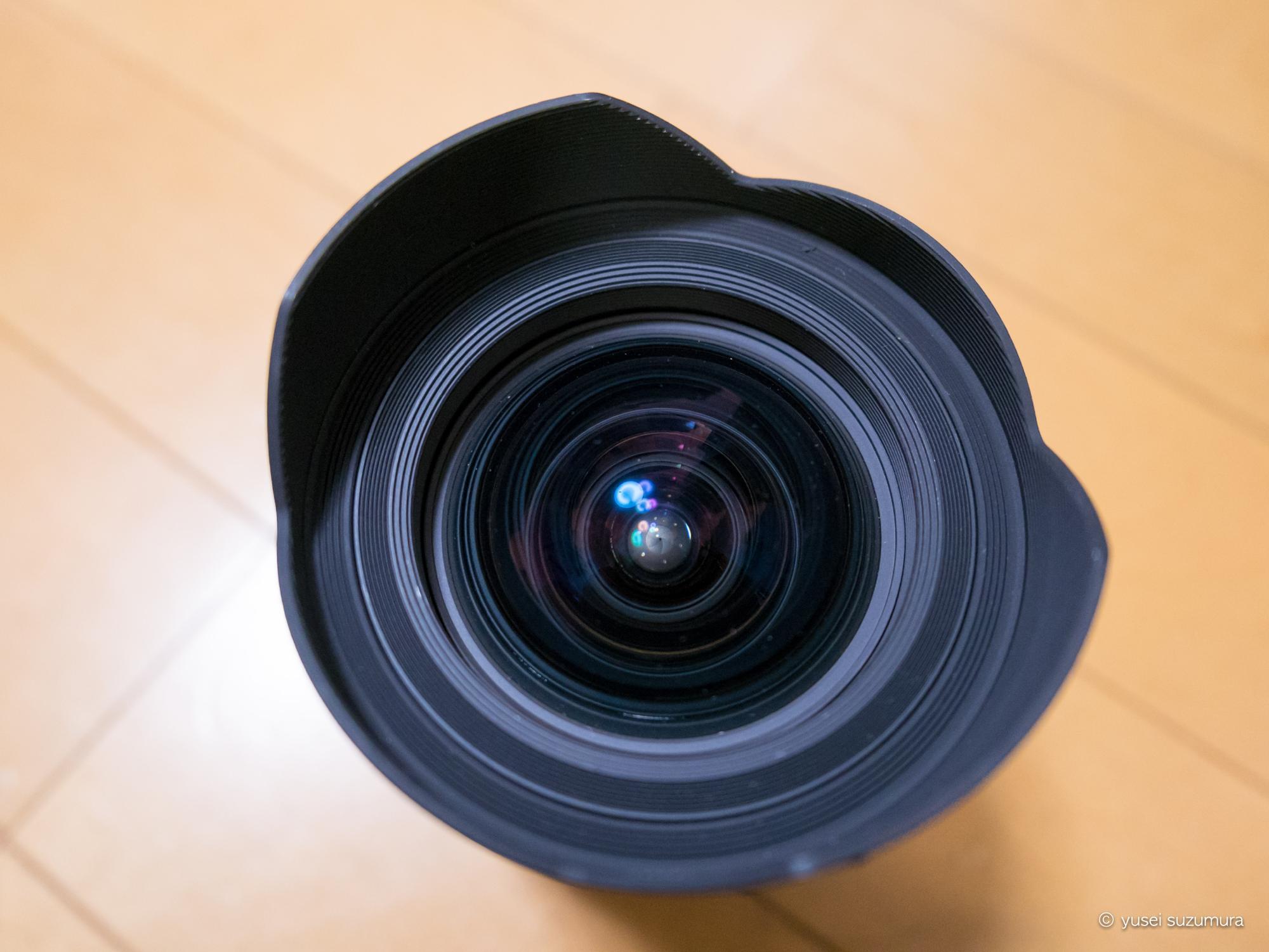 さようなら!SIGMA 12-24mm F4.5-5.6 EX DG ASPHERICALを売却!