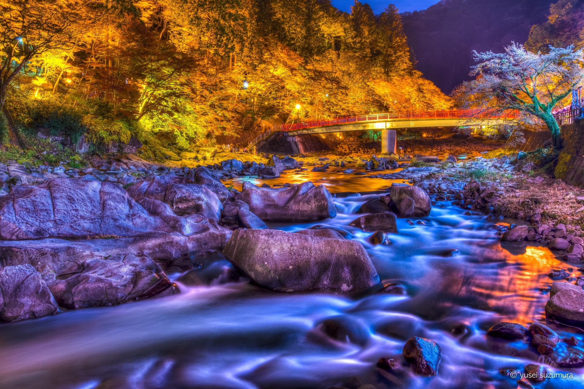 今が見頃!香嵐渓を撮る。