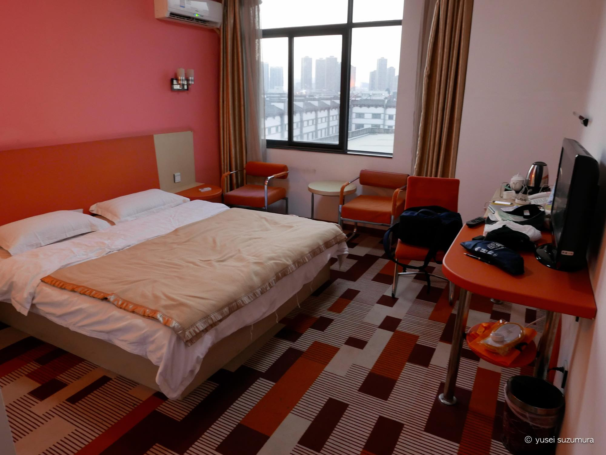中国東方航空 ホテル 室内