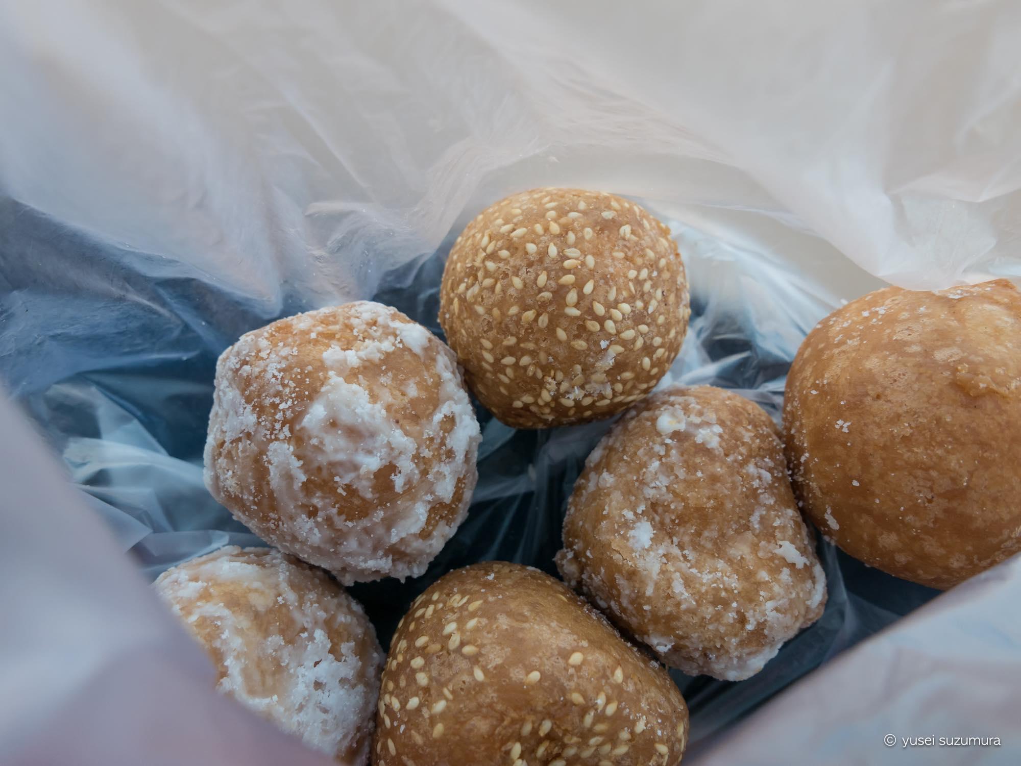 お菓子 ラオス 揚げ饅頭