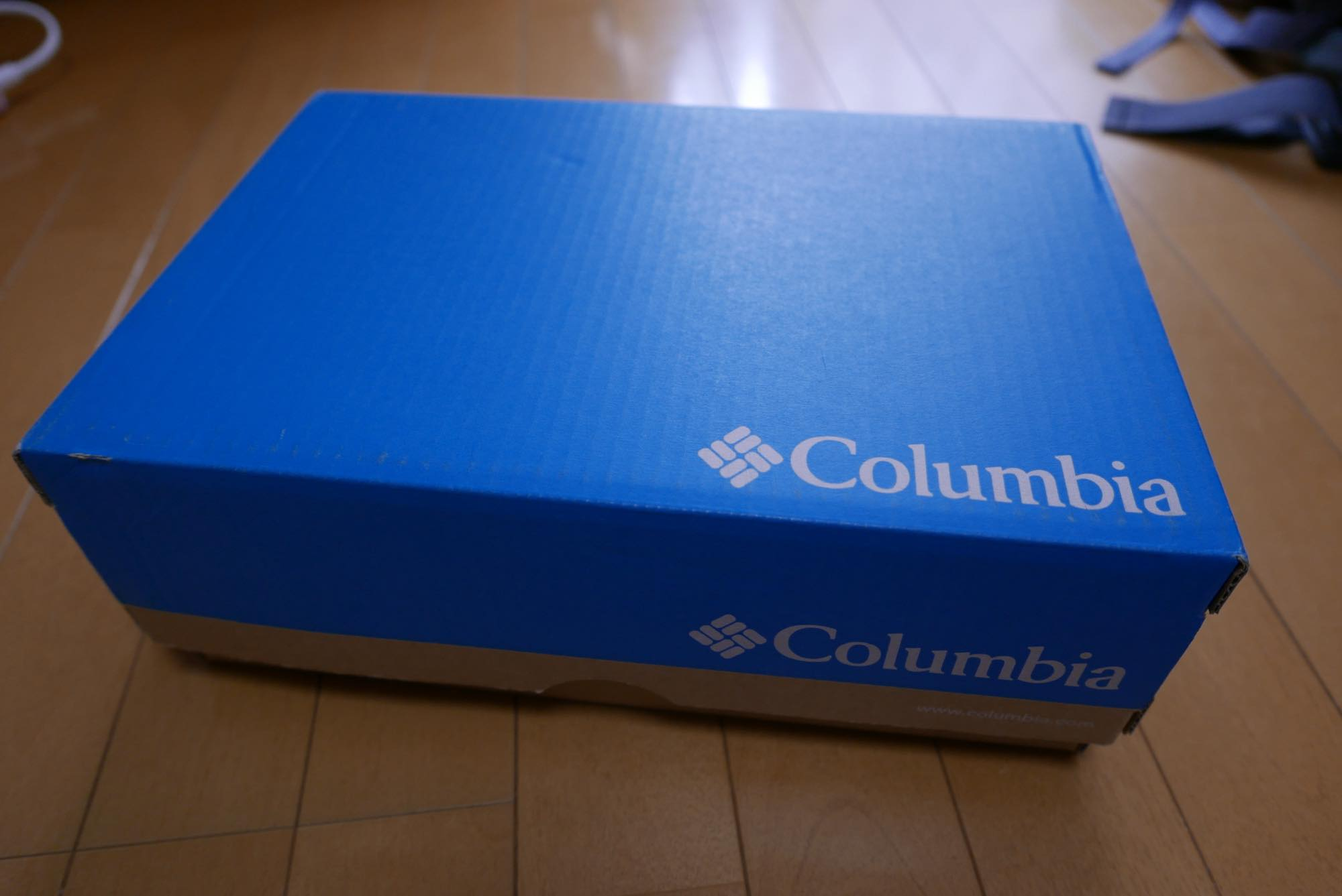 Columbia セイバーII トレッキングシューズ