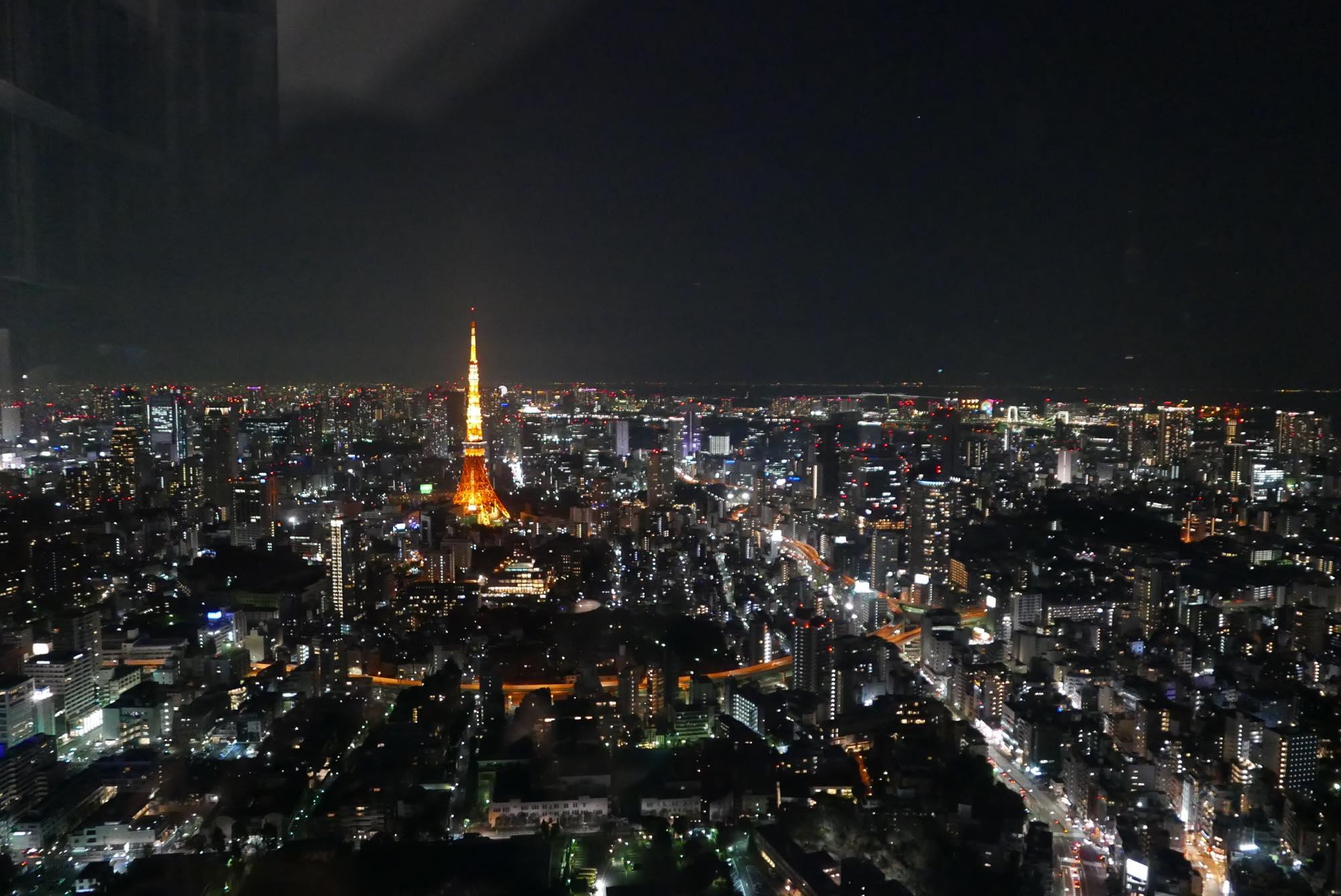 東京シティービュー 写真