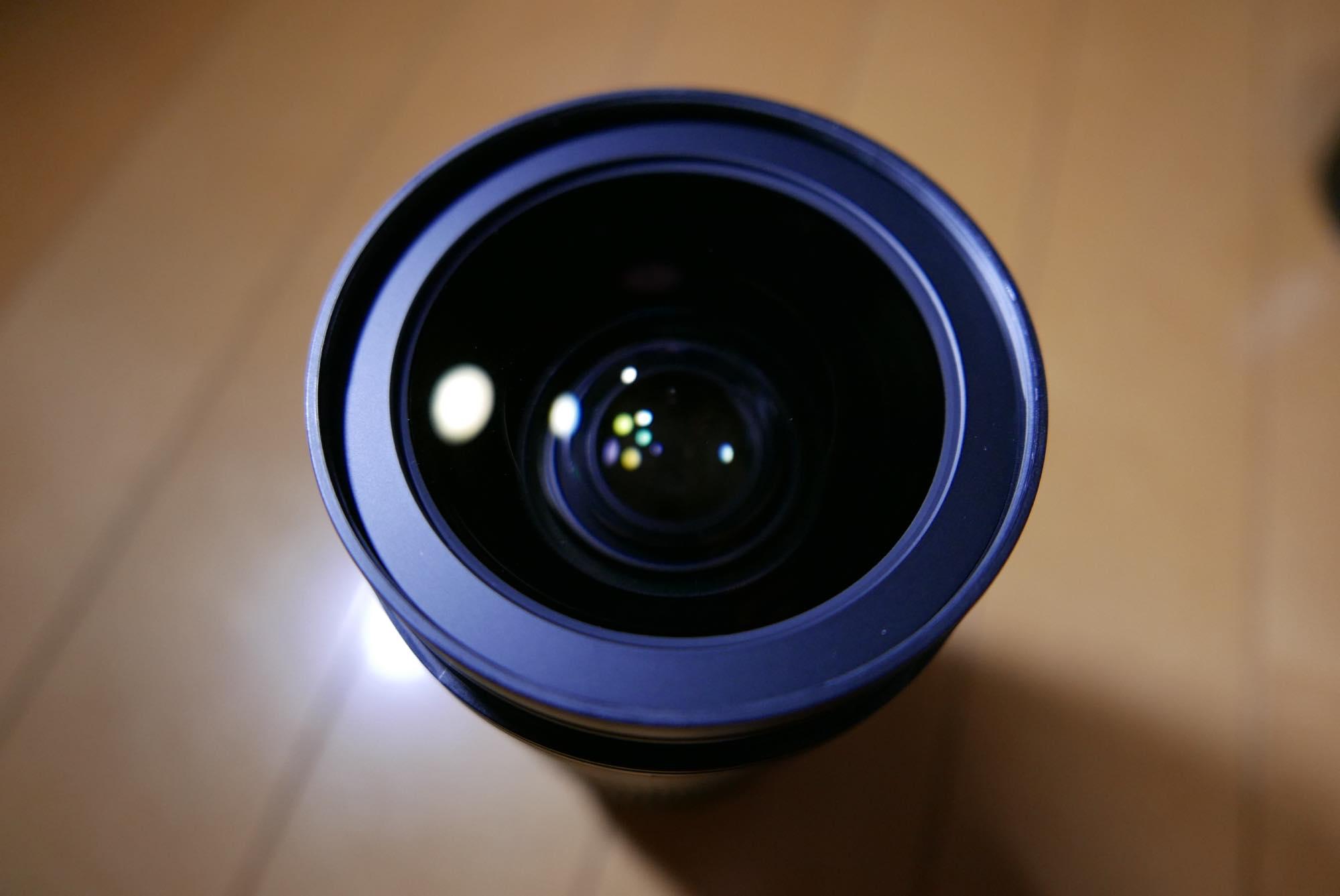 NIKKOR 24-70mm f/2.8E ED 大口径
