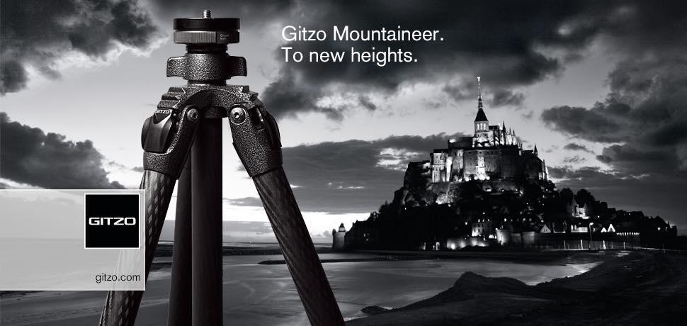 Gitzo マウンテニア