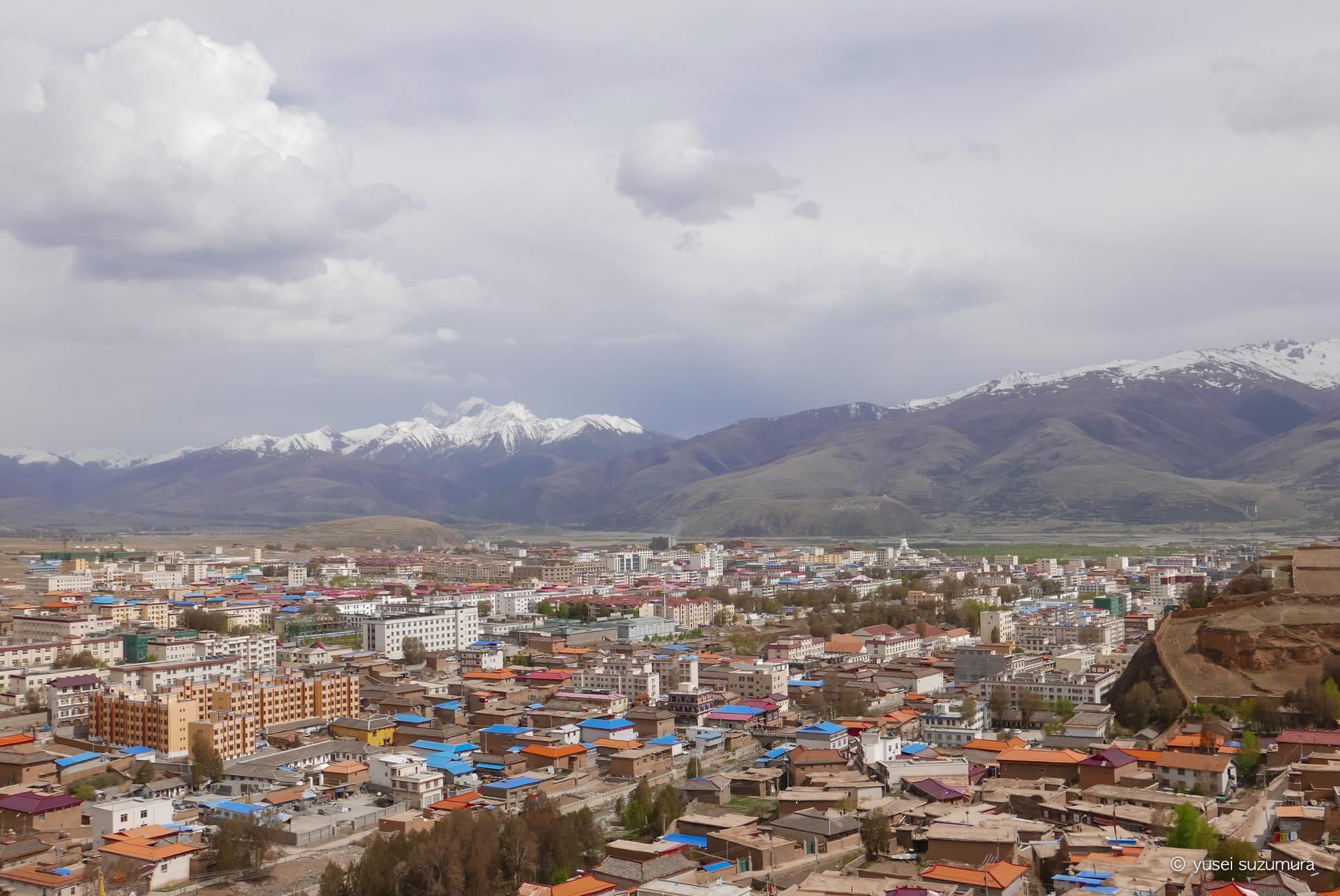 甘孜寺 風景
