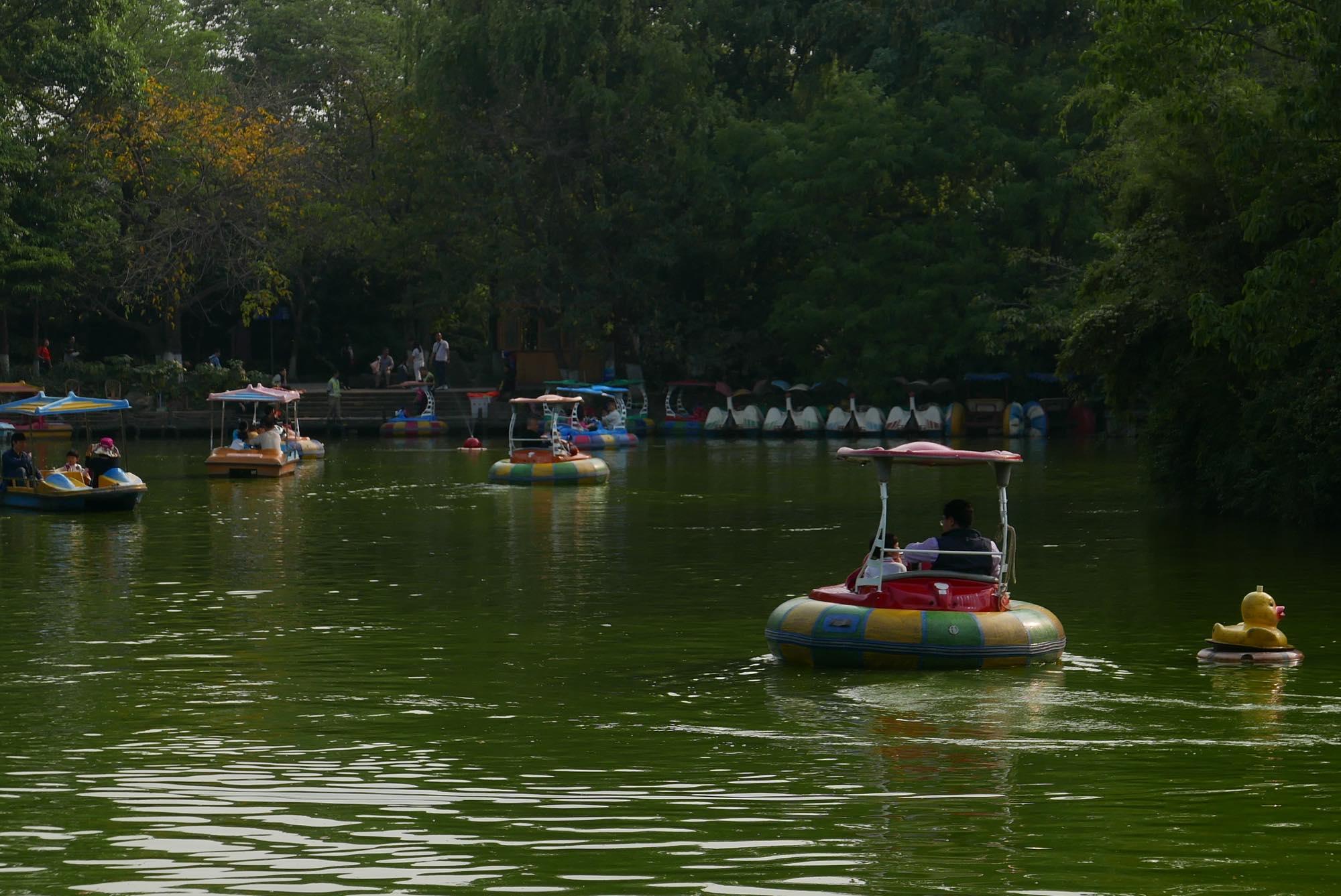 琴台路 成都 公園