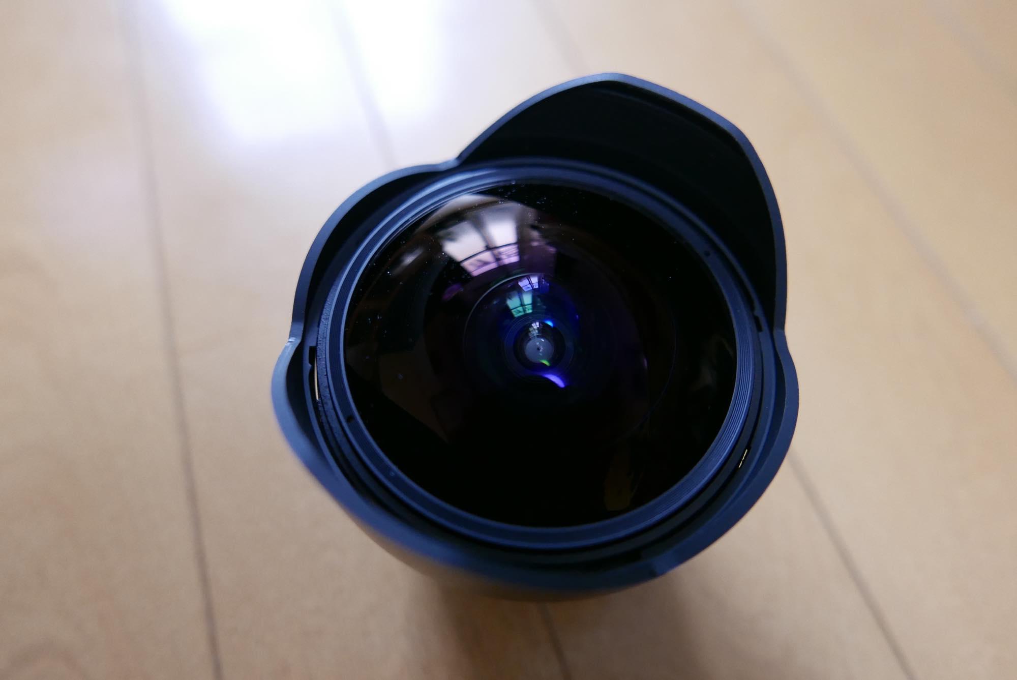 超広角魚眼レンズの世界。SAMYANG(Rokinon)12mm F2.8 ED AS NCS FISH-EYEを購入!