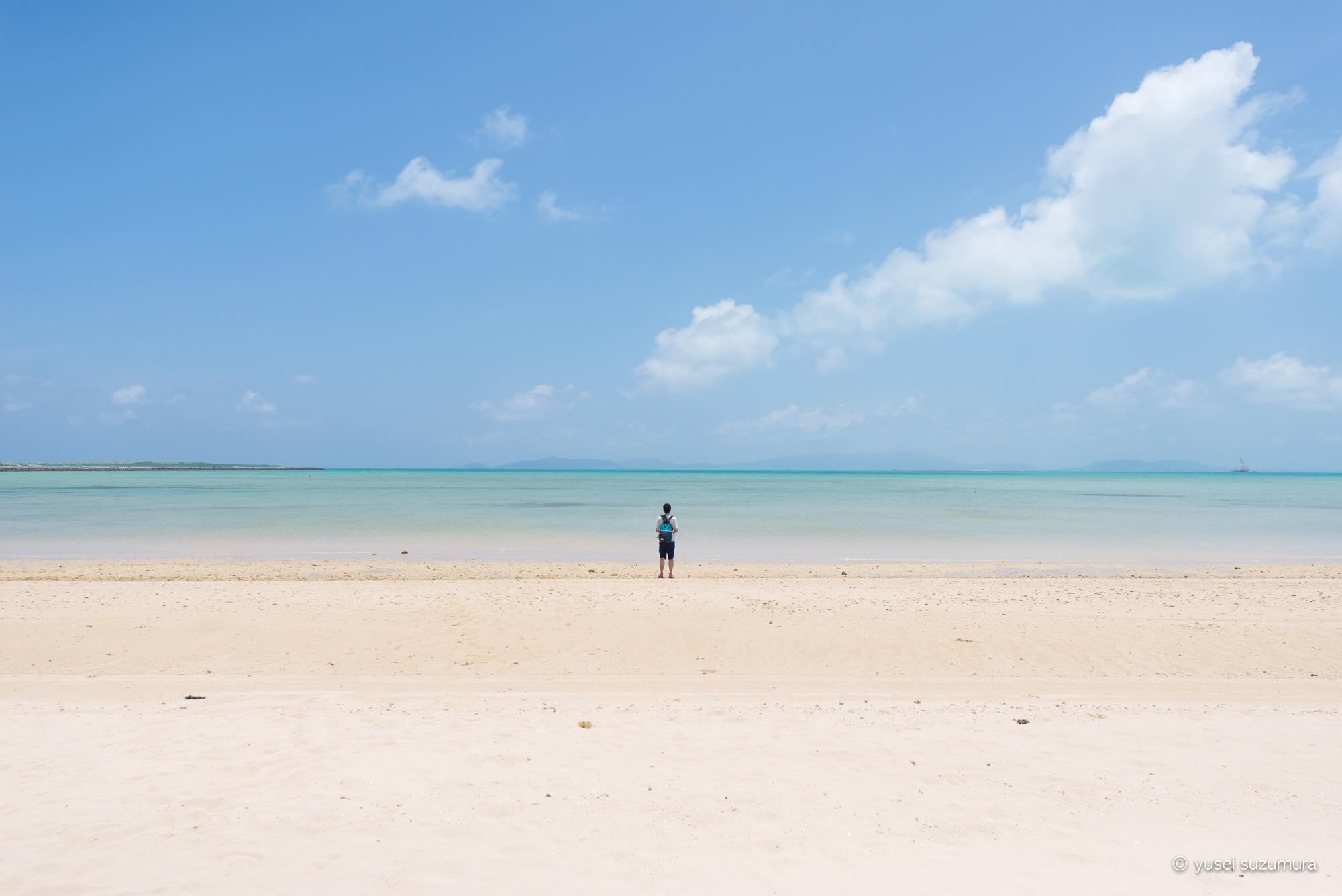 小浜島 ビーチ