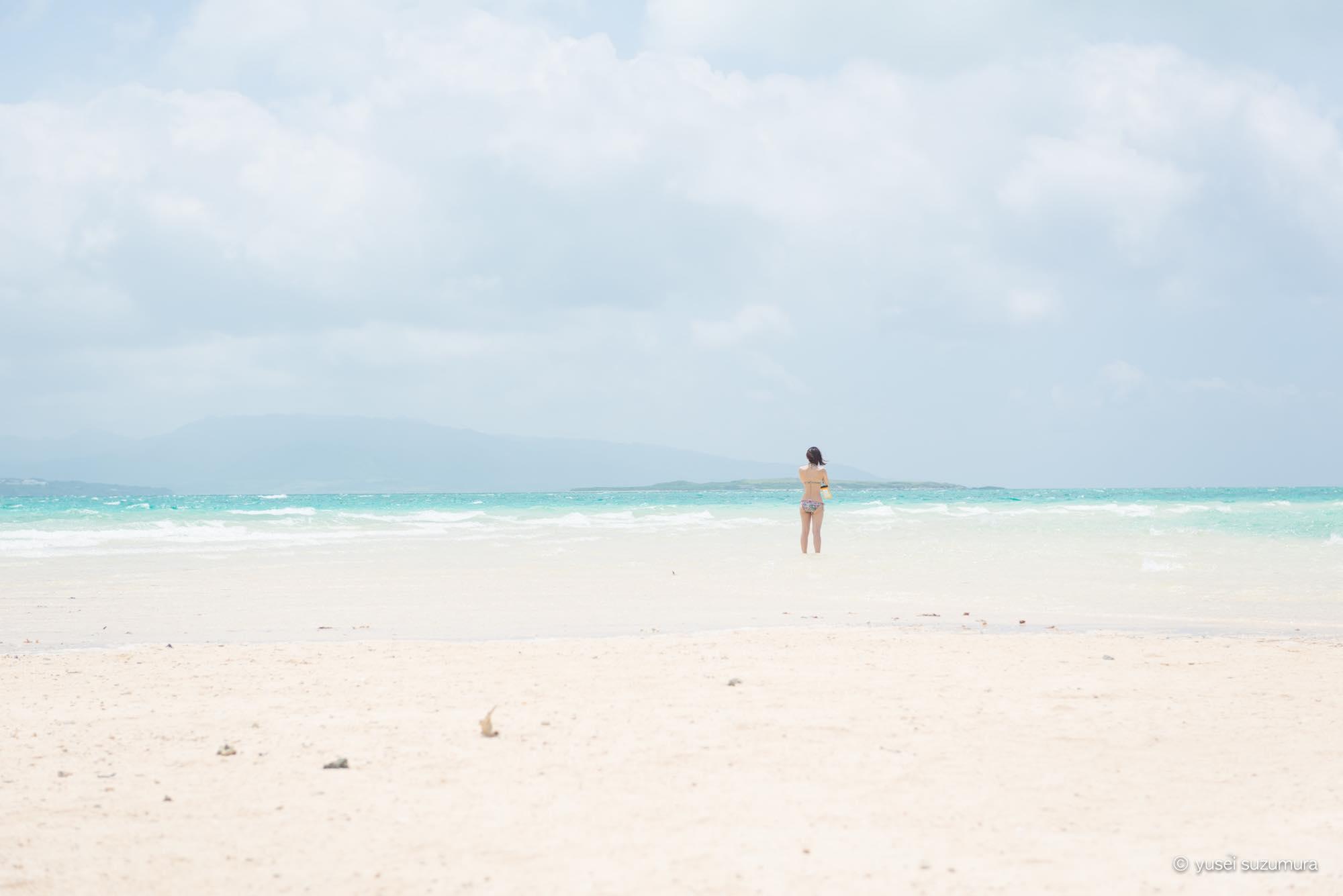 幻の島 女性