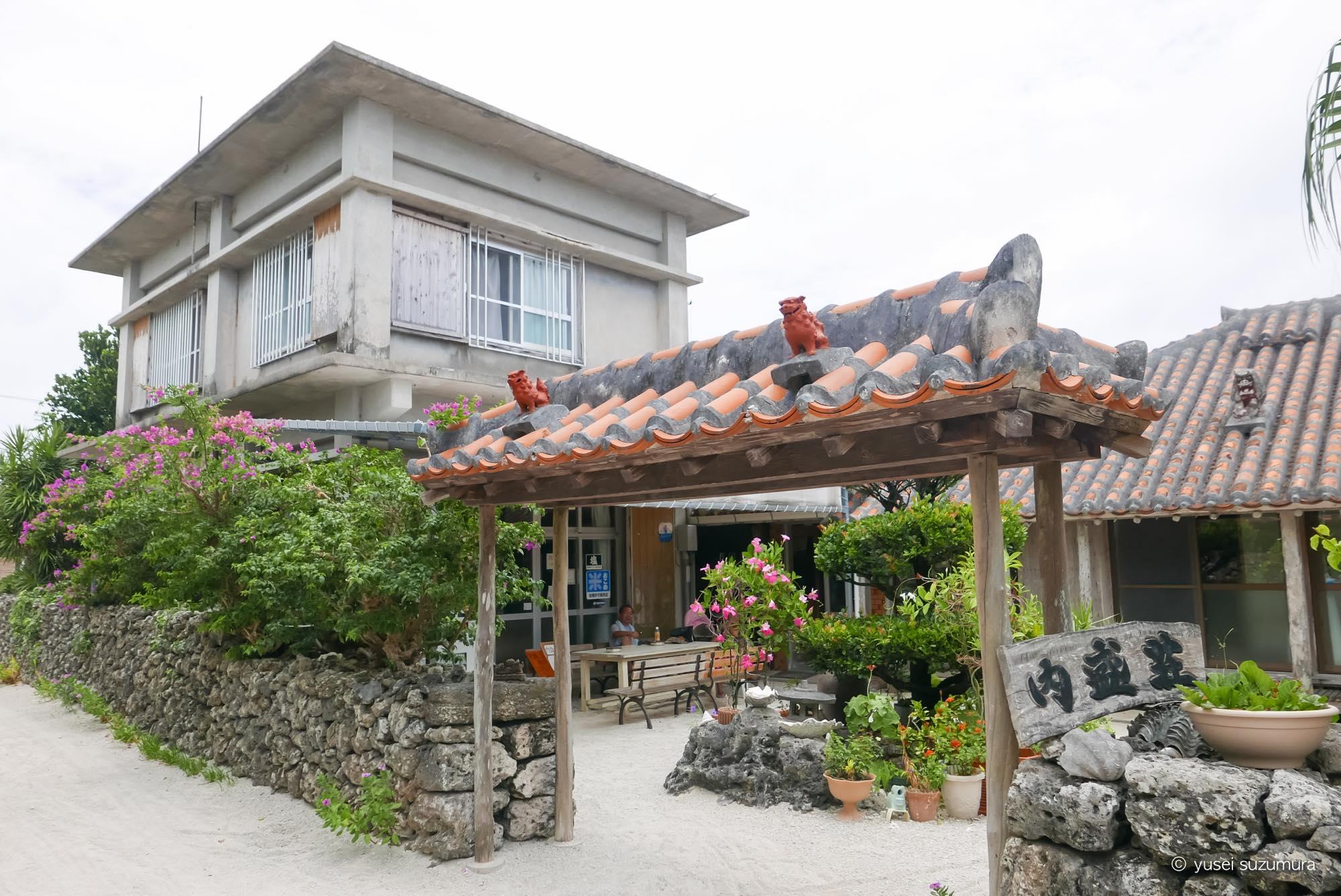 内盛荘 竹富島