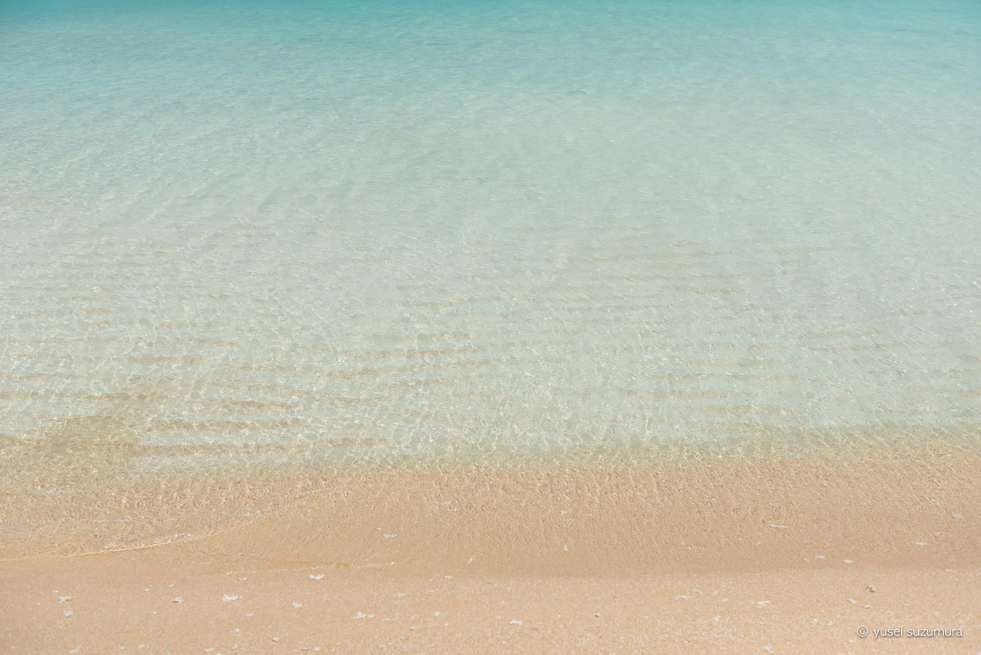 波照間ブルー ニシ浜