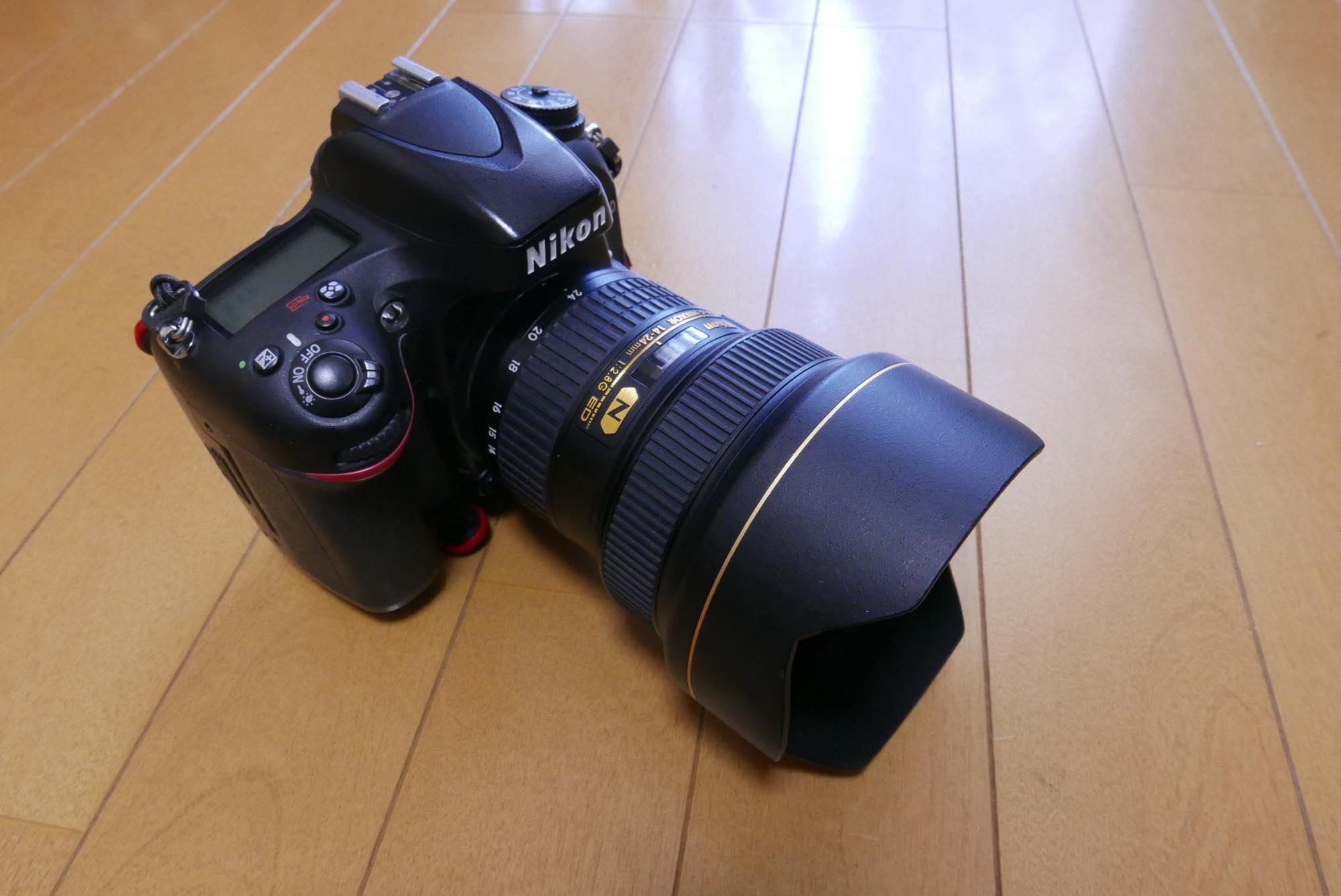 AF-S NIKKOR 24-70mm f/2.8G ED D610